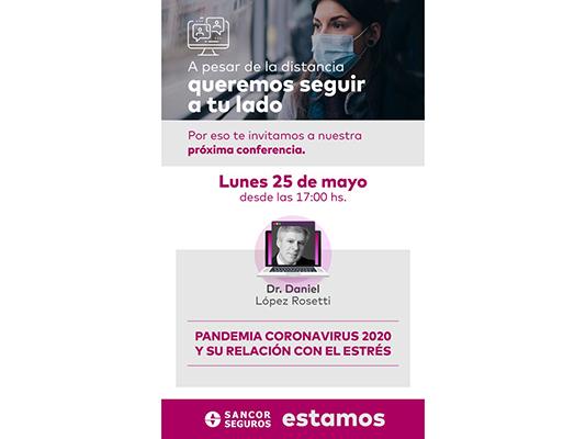 sancor rosetti webinario coronavirus seguros