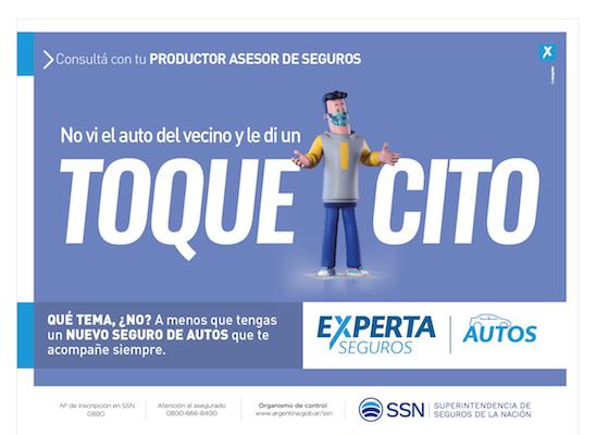 experta seguros campaña lanzamiento producto auto