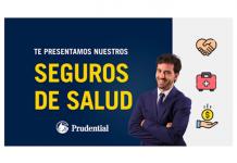 prudential presenta seguros salud
