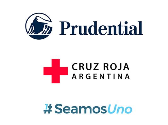 prudential donación cruz roja seamos uno pandemia coronavirus