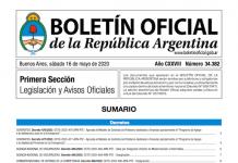 aislamiento seguro país boletin oficial