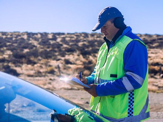ansv suspension licencias conducir imprudencias volante