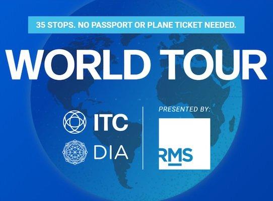 itc dia world tour