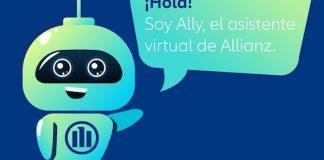 ally nuevo asistente virtual allianz