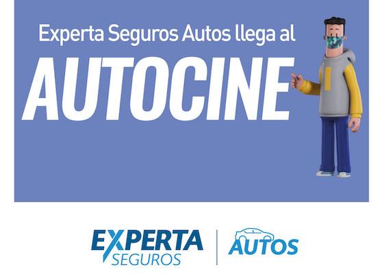 experta seguros main sponsor autocine rural