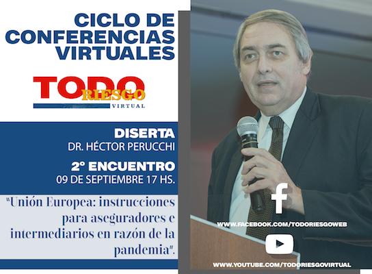 segunda conferencia virtual hector perucchi