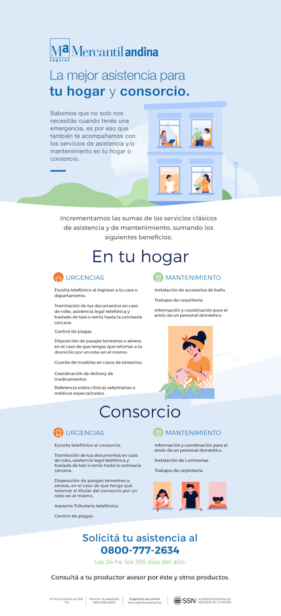 mercantil andina nuevos beneficios asistencia hogar consorcios