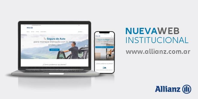 nuevo sitio web allianz argentina
