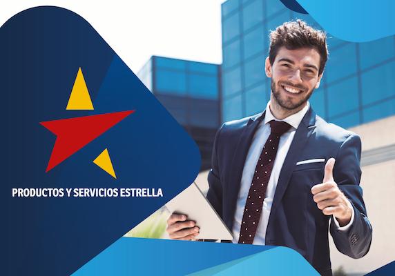 presentacion productos servicios estrella