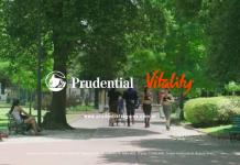 prudential seguros campaña publicitaria vitality