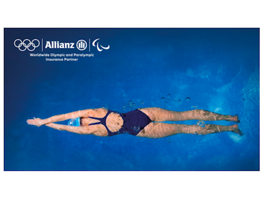 allianz partnership movimientos olimpico paralimpico