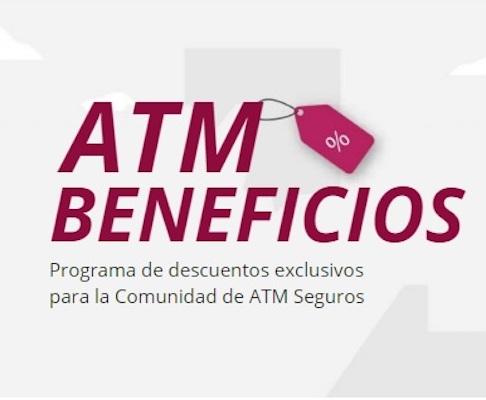 lanzamiento plataforma virtual #atm beneficios