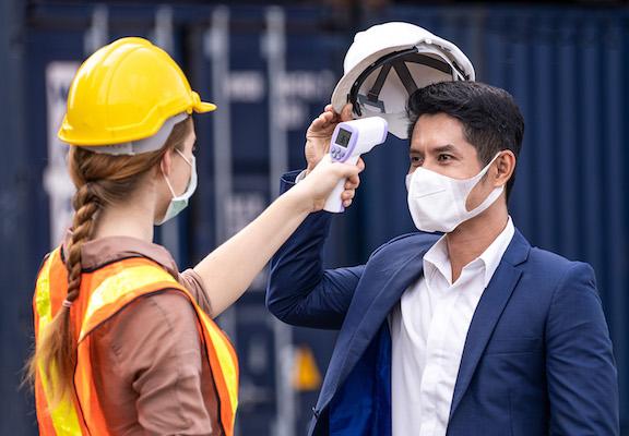 srt trabajadores covid cobertura