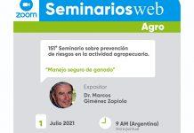 uart prevenir seminario riesgos actividad agropecuaria julio 2021