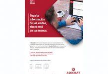 asociart online nueva funcionalidad