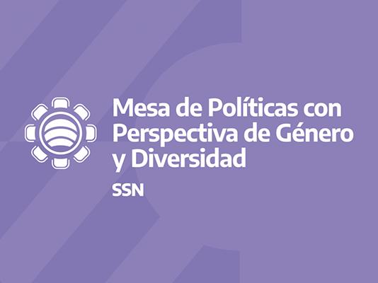 ssn ciclo reflexiones igualdad género inclusión