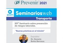 uart prevenir seminario buenas prácticas tránsito
