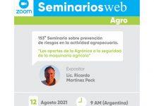 uart prevenir seminario aportes agrónica seguridad maquinaria agrícola