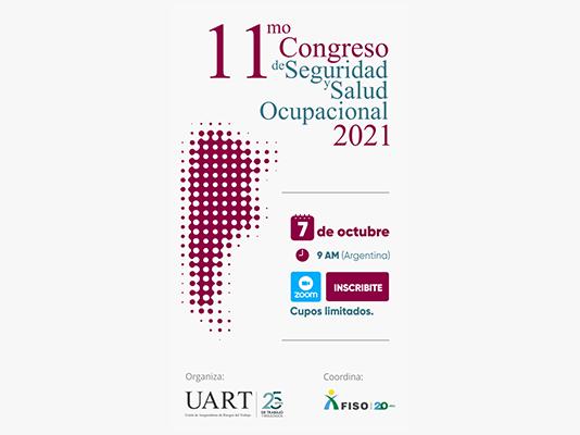 uart congreso seguridad salud ocupacional 2021