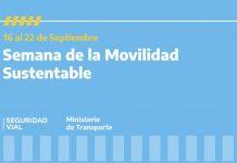 ansv semana movilidad sustentable estadísticas peatones ciclistas argentina