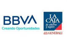 bbva la caja alianza estratégica desarrollo innovación seguros
