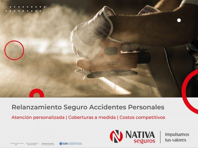 nativa seguros renovación producto accidentes personales