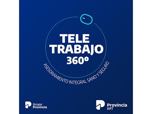 provincia art congreso seguridad salud ocupacional teletrabajo 360